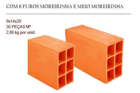 tijolo Moreirinha
